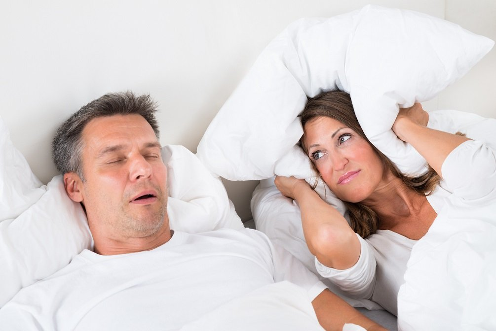 Snoring and Sleep Apnea treatment